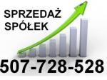 Sprzedaż Czystych Spółek tel. 507-728-528
