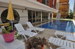 Tylko 100 metrów od plaży, umeblowany apartament na sprzedaż w Turcji, Asara