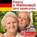 Potrzebna opiekunka z językiem niemieckim, 1250 euro/miesiąc.