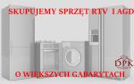 PRZYJMUJEMY SPRZĘT RTV I AGD